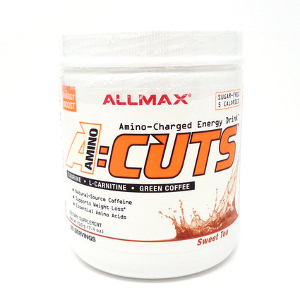 ALLMAX A Cuts Sweet Tea 30 serving