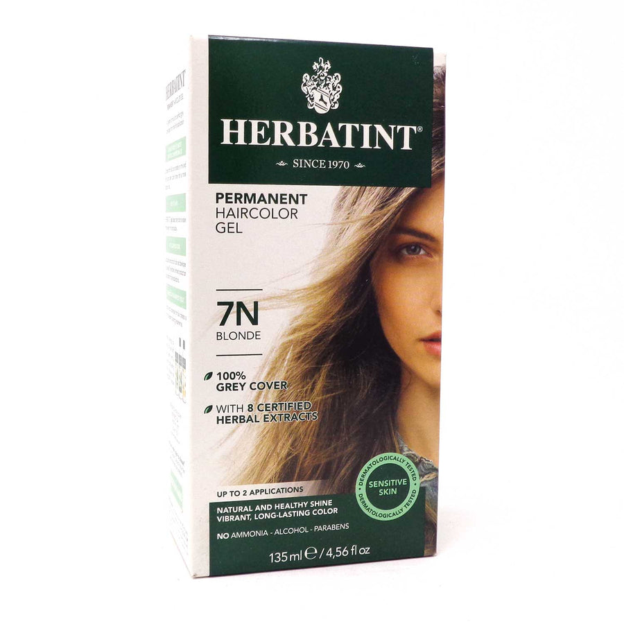 Herbatint Hair Products Herbal Hair Color (7n Blonde) By Herbatint Hair Products