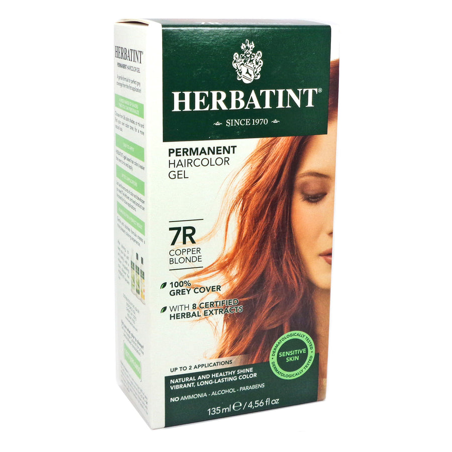 Herbatint Hair Products Herbal Hair Color (7R Copper Blonde)