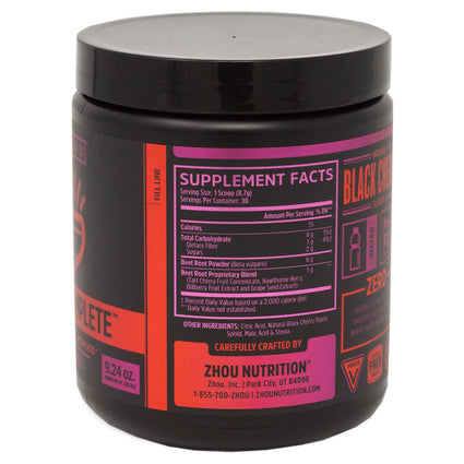 Zhou Nutrition Beet Complete - 30 Servings