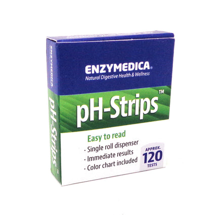 Enzymedica pH-Strips - 120 Tests