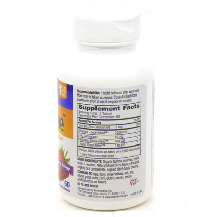 Acid Soothe Berry by Enzymedica - 60 Chewable