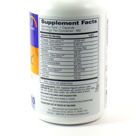 Digest Basic By Enzymedica - 180 Capsules