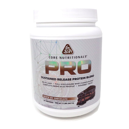 Core Nutritionals Core Pro Death by Chocolate- 2 Pounds