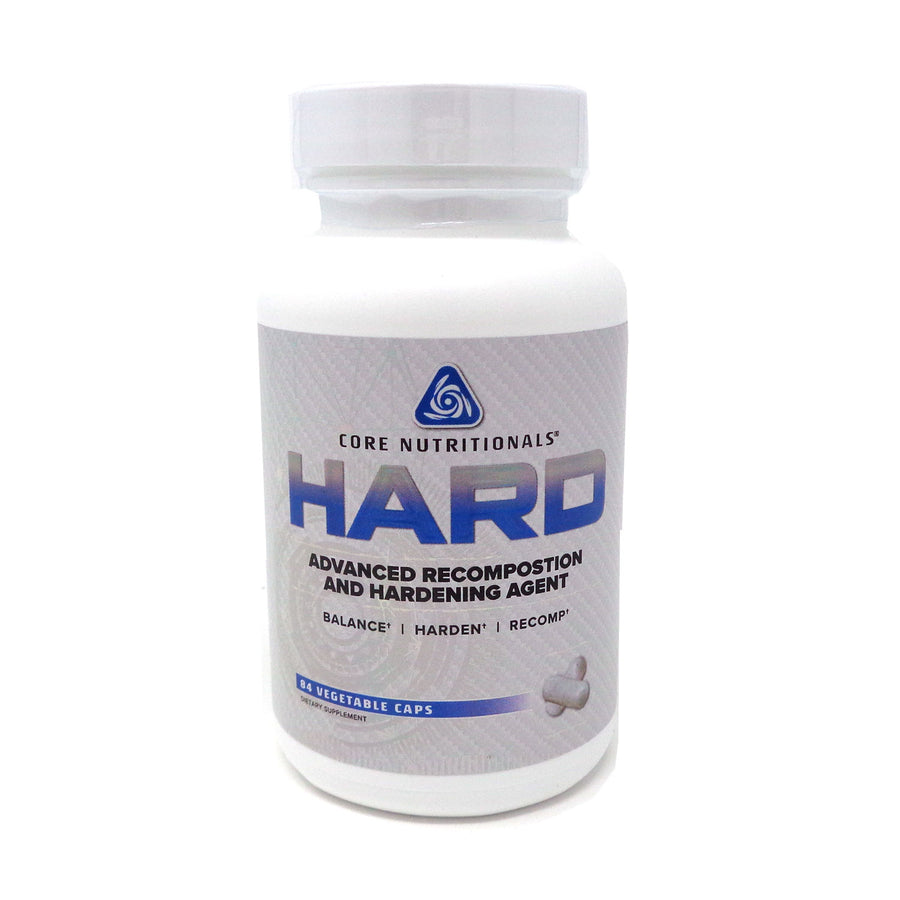 Core Nutritionals Core Hard -84 Vegetable Capsules