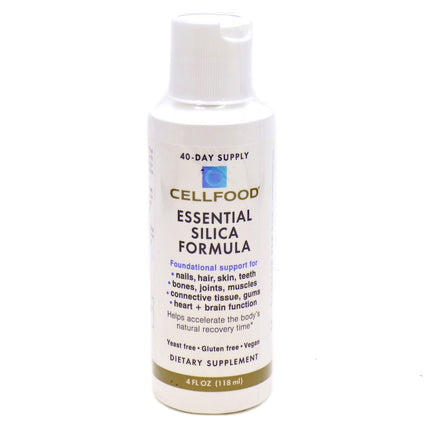 Cellfood Essential Silica Formula by Lumina - 4 Ounces