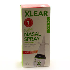 Xlear Xylitol Sinus Nasal Spray Wash by Xlear - 1.5 Ounces