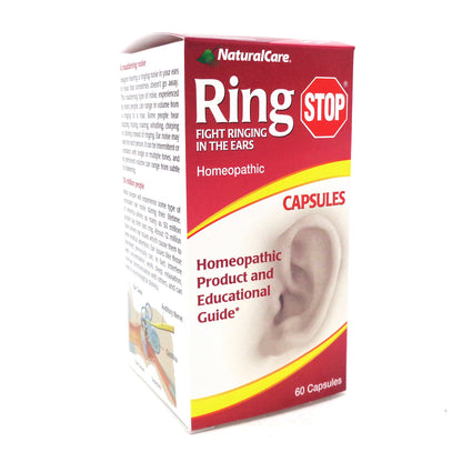 Ring Stop by Natural Care 60 Capsules
