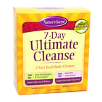 7-Day Ulimate Cleanse by Nature's Secert  - 1 Kit