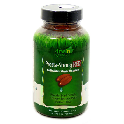 Irwin Naturals Prosta-Strong Red  - 80 Softgels