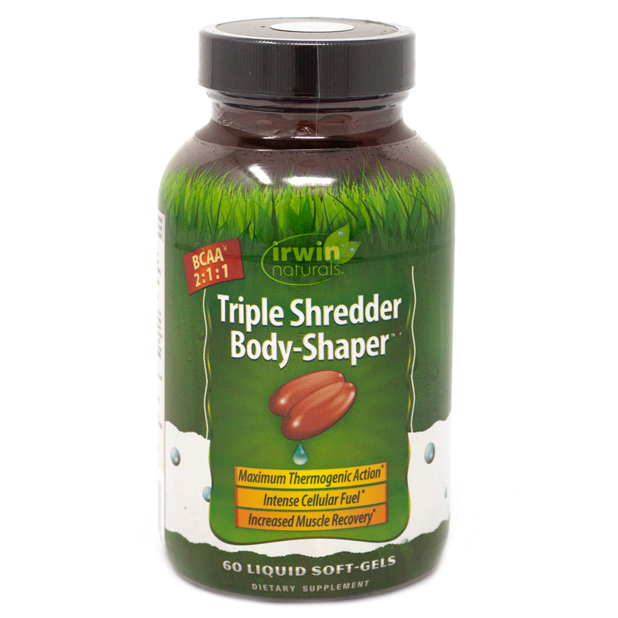 Irwin Naturals Triple Shredder Body-Shaper - 60 Softgels