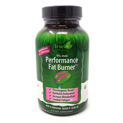 Irwin Naturals VO2 Max Performance Fat Burner - 60 Capsules