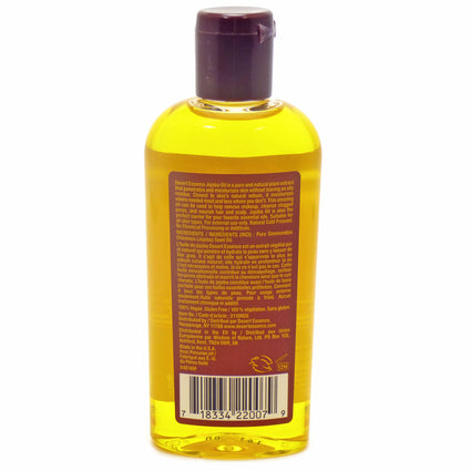 100% Pure Jojoba Oil By Desert Essence - 4 Ounces