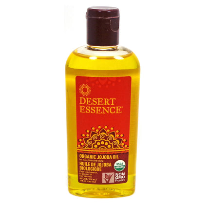 Jojoba Oil Organic by Desert Essence - 4 Ounces