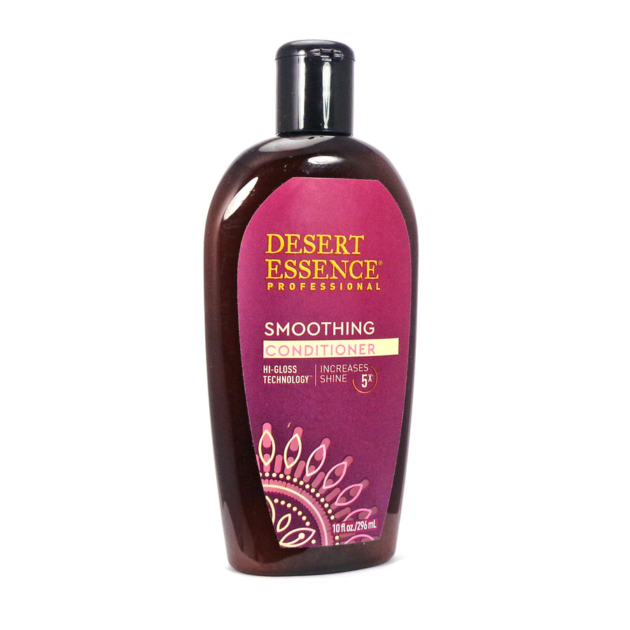 Smoothing Conditioner  by Desert Essence -10 Fluid Ounces