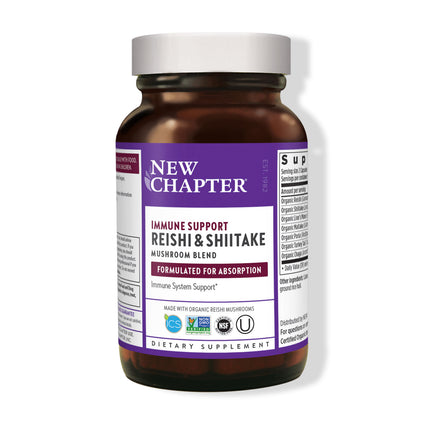 Life Shield Immunity By New Chapter - 60 Vegan Capsules