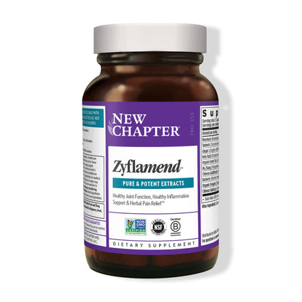 New Chapter Zyflamend Whole Body - 120 Vegetarian Capsules