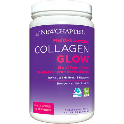 New Chapter Collagen Glow - 246 grams