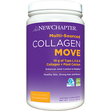 New Chapter Collagen Move - 210 Grams
