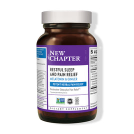 New Chapter Restful Sleep and Pain Relief - 30 capsules