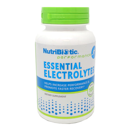 Essential Electrolytes By Nutribiotic - 100 Capsules