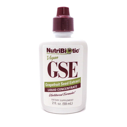 GSE Liquid Extract By Nutribiotic - 2 Ounces