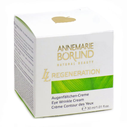LL Regeneration Eye Wrinkle Creme By Annemarie Borlind - 30 ml