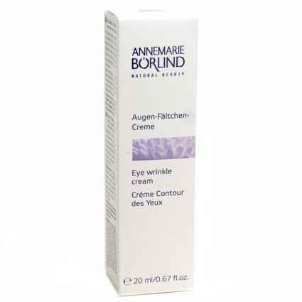 Eye Wrinkle Cream By Annemarie Borlind - 20 ml