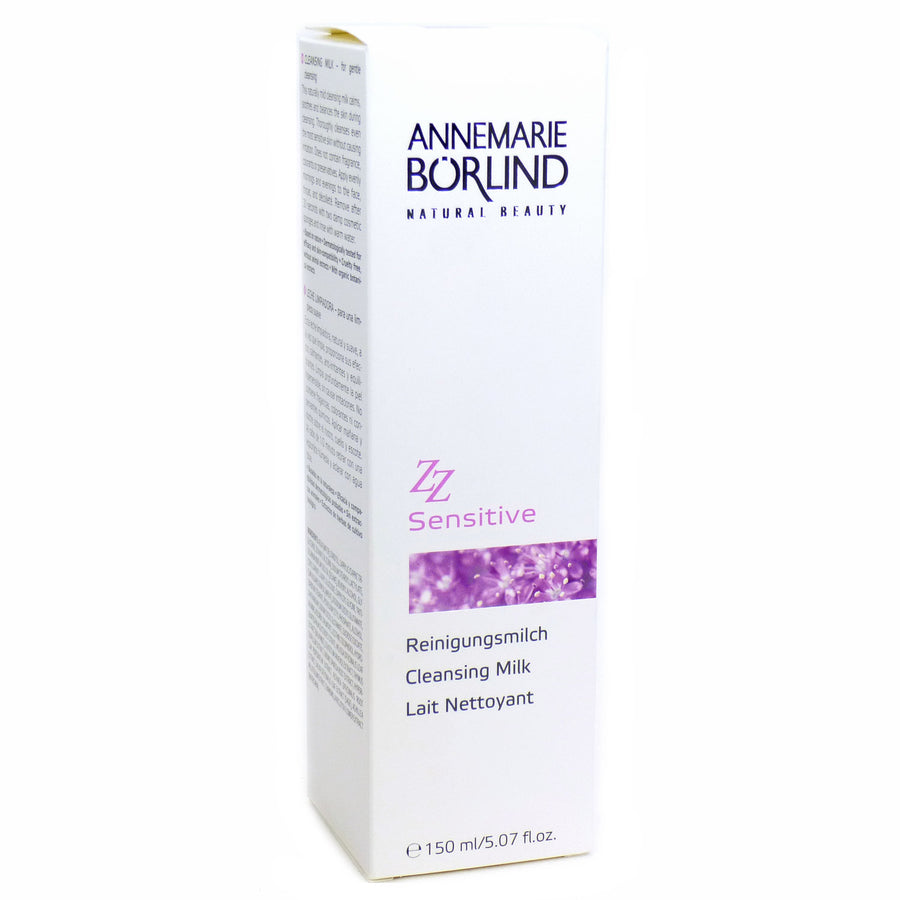 ZZ Sensitive Cleansing Milk By Annemarie Borlind - 150 ml