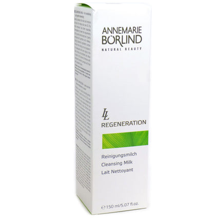 LL Regeneration Cleansing Milk By Annemarie Borlind - 150 ml