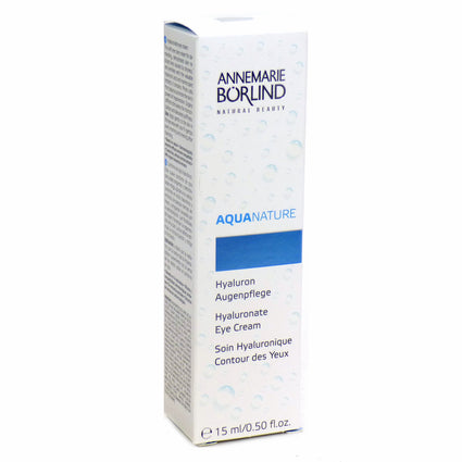 Aquanature Eye Cream By Annemarie Borlind - 15 ml
