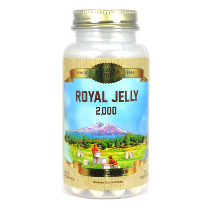 Royal Jelly 2000 2000 mg By Premier One - 30  Capsules