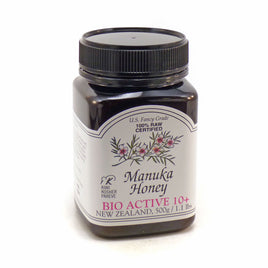 Manuka Honey Bio Active 10+ By Pacific Resources - 1.1 Pounds