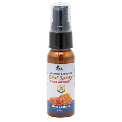 Pacific Resources Oral Spray Extra Strength  - 1 Fluid Ounces