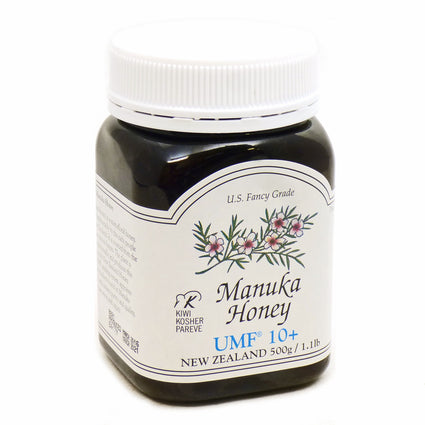 Manuka Honey UMF 10 Plus  by Pacific Resources - 1.1 Pound