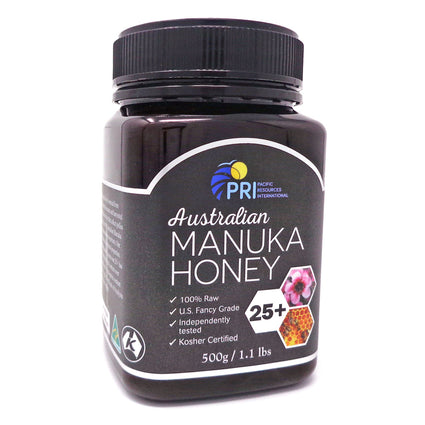 Australian Manuka Honey 20 Plus by Pacific Resources - 1.1 Pounds