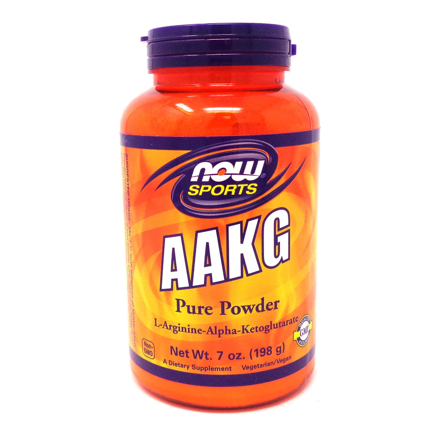 AAKG Pure Powder By Now Foods - 7 Ounces