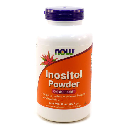 Inositol Powder by Now Foods - 8 Ounces