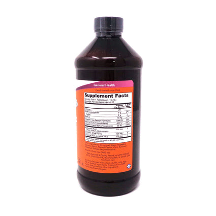Now Food Liquid Hyaluronic Acid  - 16 Fluid Ounces