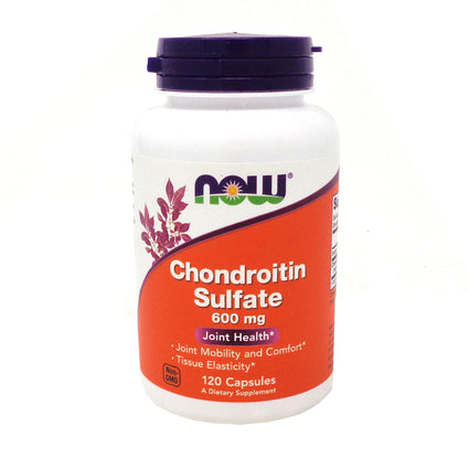 Now Foods Chondroitin Sulfate - 120 Vcaps