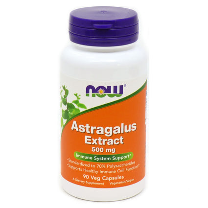 Astragalus Extract  by Now Foods - 90 Capsules