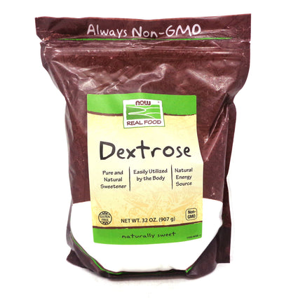 Dextrose   By Now Foods - 2 Lbs