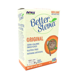 Stevia Extract Packets by Now Foods - 100 Packets
