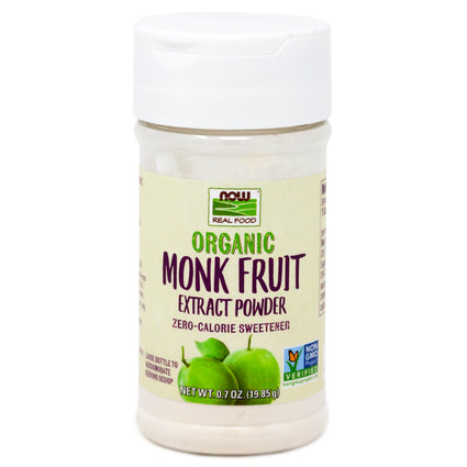 Now Foods Monk Fruit Extract  - 0.7 Ounces