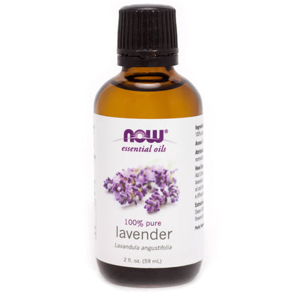 Lavender Oil By Now Foods - 2 Ounces