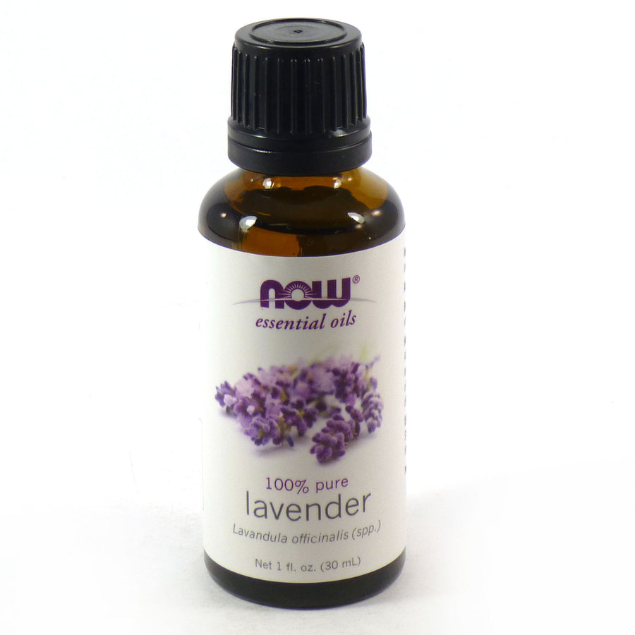 Lavender Oil By Now Foods - 1 Ounce