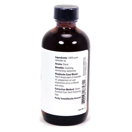 Lavender Oil By Now Foods - 4 Ounces