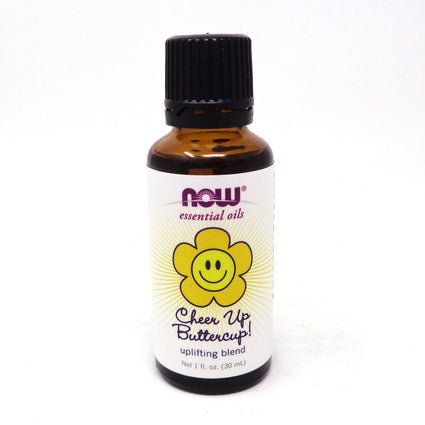 Cheer Up Buttercup! Oil Blend By Now Foods - 1 Ounce
