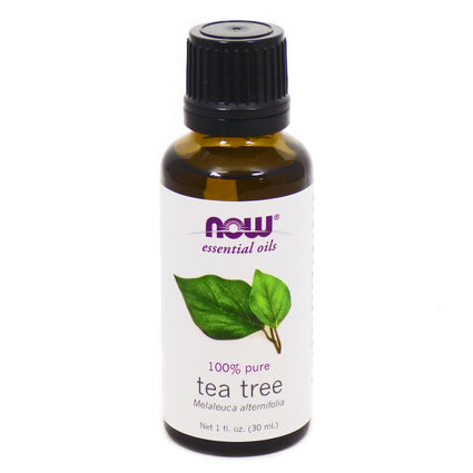 Tea Tree Oil By Now Foods - 1 Ounce