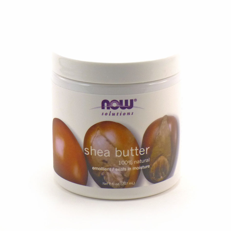 Shea Butter by Now Foods - 7 Ounces